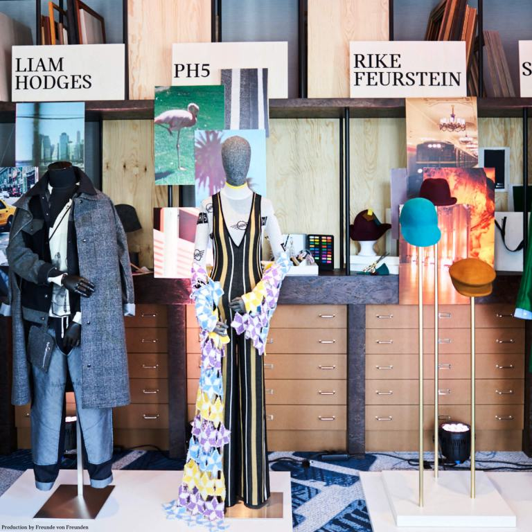 MINI FASHION – FIELD NOTES Capsule Collection – The Sooner Now event in, Düsseldorf  Germany