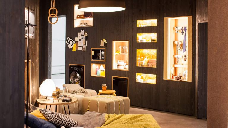 MINI LIVING's 'Do Disturb' – living space