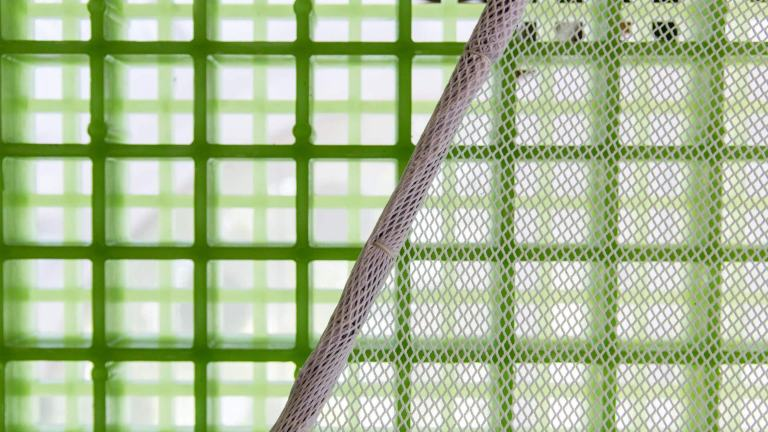 'Breathe' – robust, yet flexible and permeable fabric