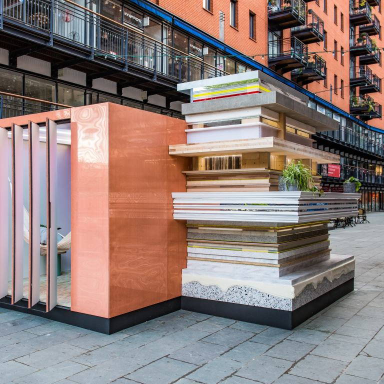 MINI LIVING presents the first Urban Cabin.