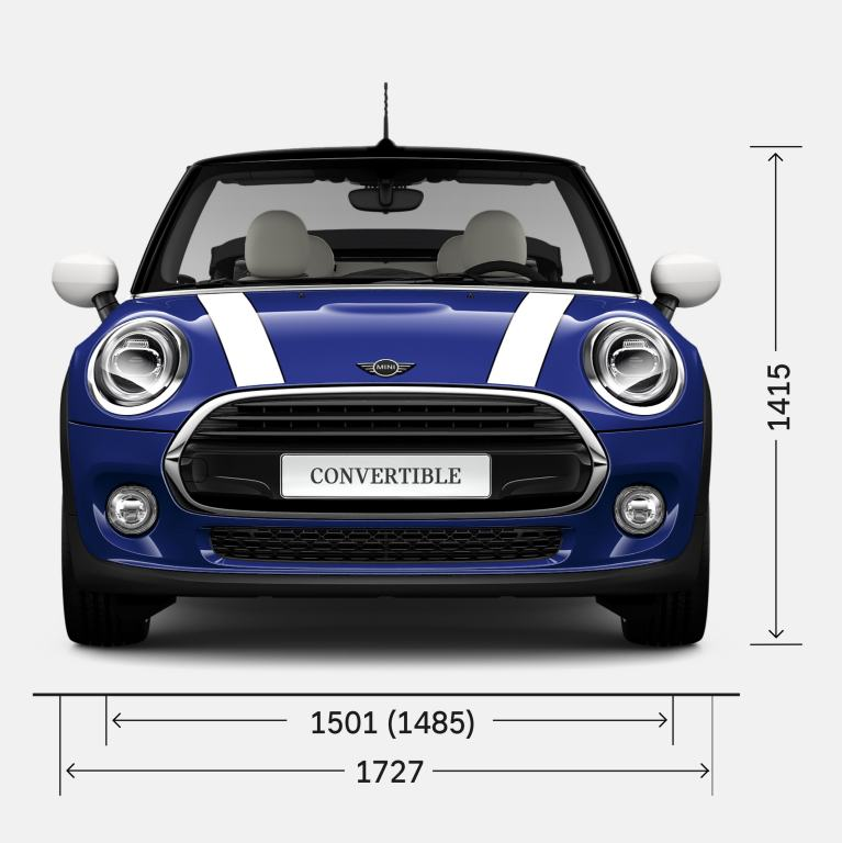 MINI CONVERTIBLE – FRONT