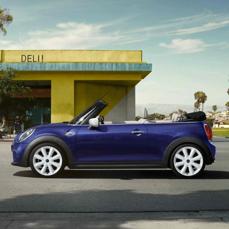 MINI CONVERTIBLE 3-in-1 ROOF
